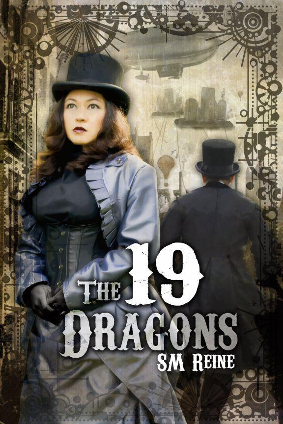 The 19 Dragons Cover