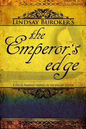 The Emperor's Edge Cover