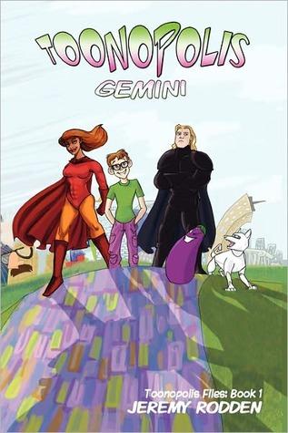 Toonopolis: Gemini cover